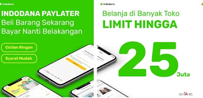 Aplikasi indodana untuk pinjaman dana online