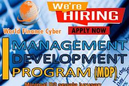 Lowongan Kerja Management Development Program Jakarta