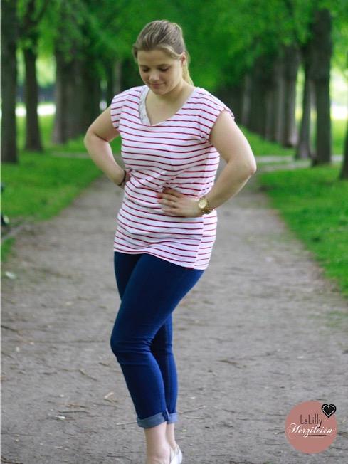 Damenschnitte mit kleinem Stoffverbrauch: My Simply Summer