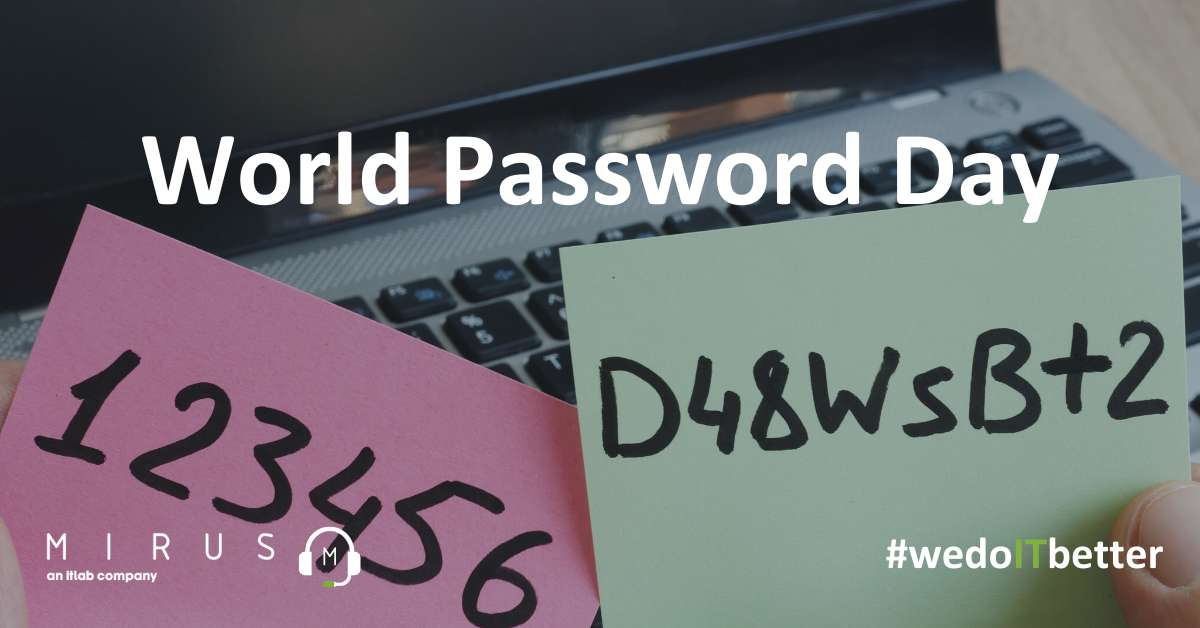 World Password Day Wishes for Instagram