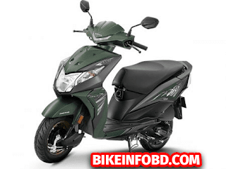 Honda Dio Price in BD