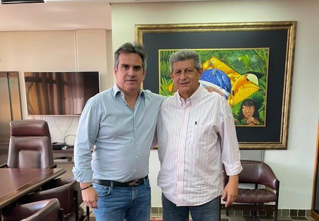 Senador Ciro Nogueira anuncia filiação de Zé Filho ao Progressistas
