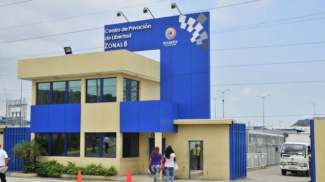 2 muertos en carcel de Guayaquil