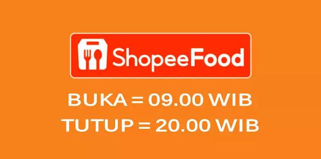 cara mengatur jam operasional buka tutup shopee food merchant-1