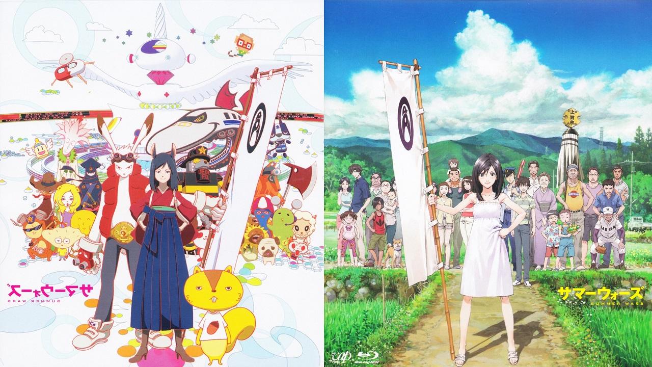 Review Anime Movie Summer Wars  |  keluarga dan Peretasan, 2 hal berbeda Menjadi 1