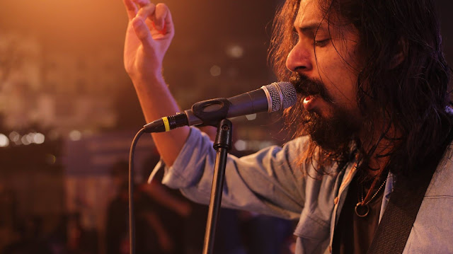 Ahmed Jilani is a Pakistani musician from Badnaam Band