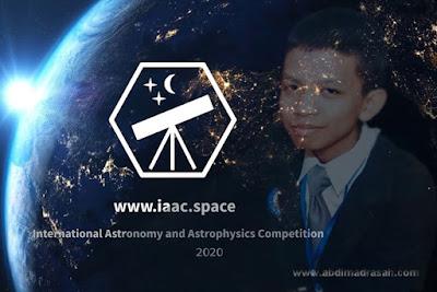 Siswa Madrasah Raih Juara Kompetisi Astronomi Dunia