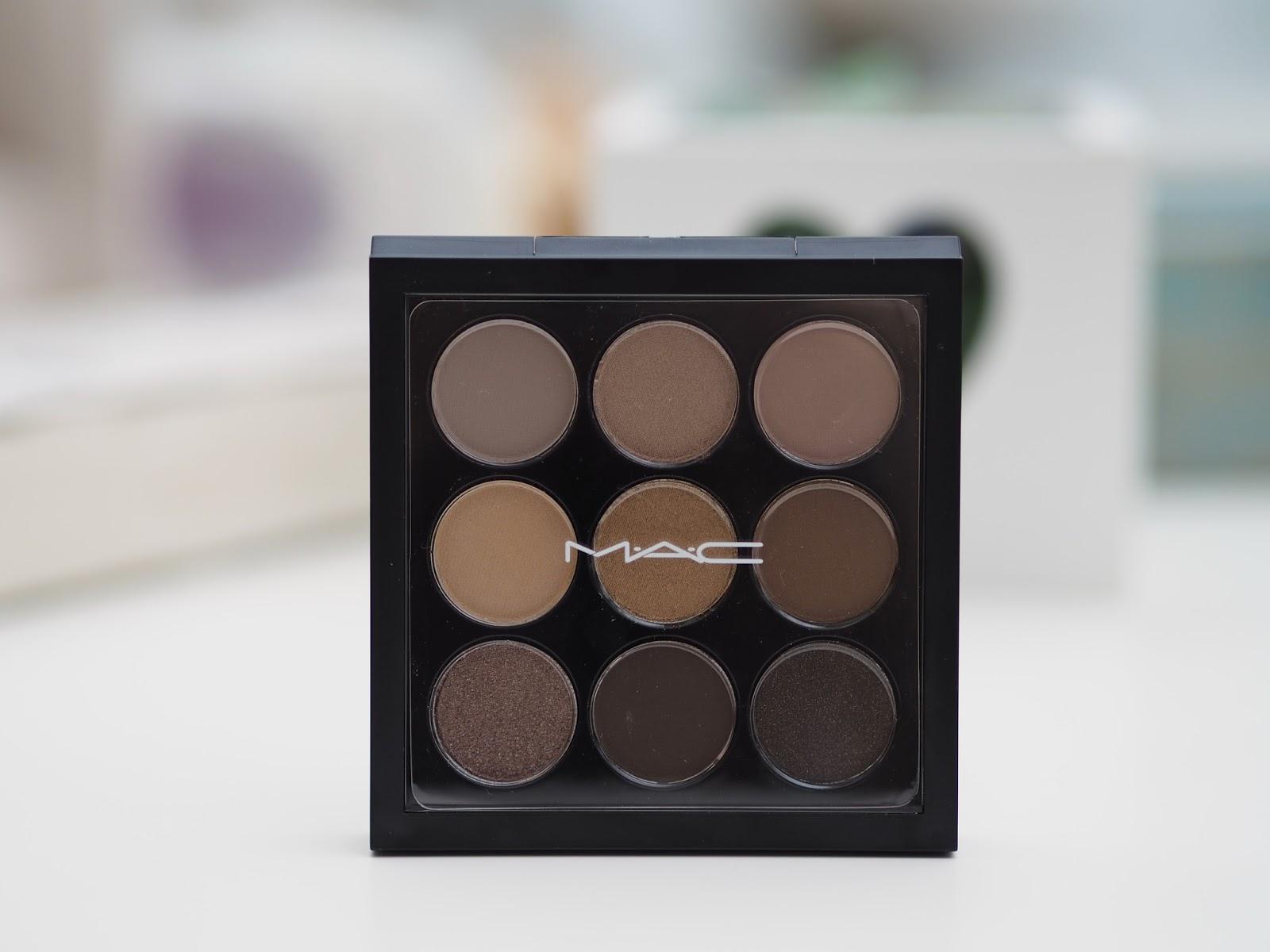 MAC Eyeshadow Palette in 'Amber Times Nine'