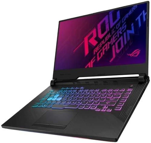 Review ASUS ROG Strix GL531GU-WB53 Gaming Laptop