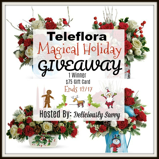 Teleflora Magical Holiday