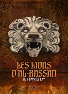 Les lions d'al rassan de Guy Gavriel Kay