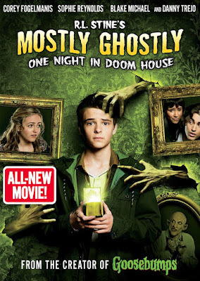 Mostly Ghostly 3: One Night In Doom House 2016 DVD R1 NTSC Latino
