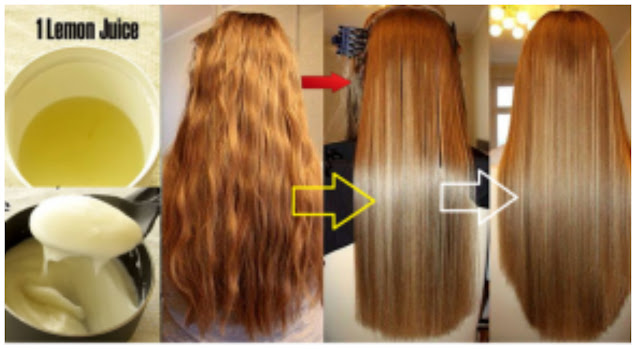 2 Ingredient Mask To Get Permanent Straight Hair, Try This Natural Remedy