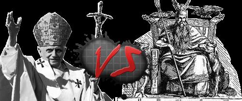 Resultado de imagem para Paganismo vsCristianismo