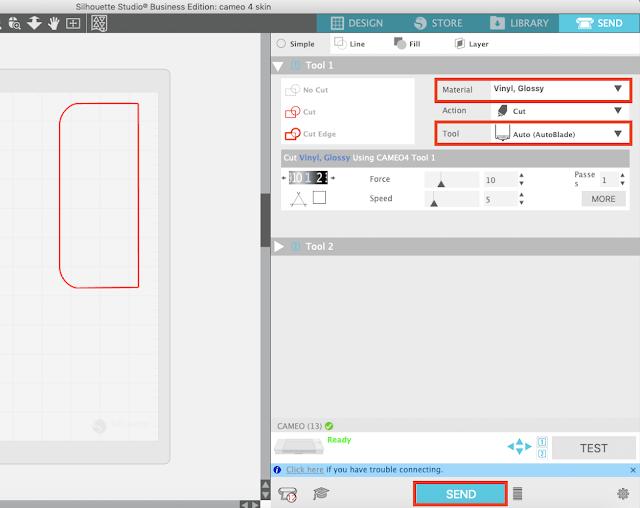 cameo 4, silhouette cameo 4, cameo 4 skin, silhouette cameo 4 tutorials, silhouette studio v4.3