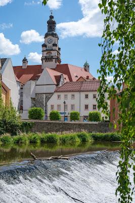 Lutherweg von Leisnig nach Döbeln - Wandern in Sachsen - Region Leipzig - Burg Mildenstein - Kloster Buch - Wanderung 18