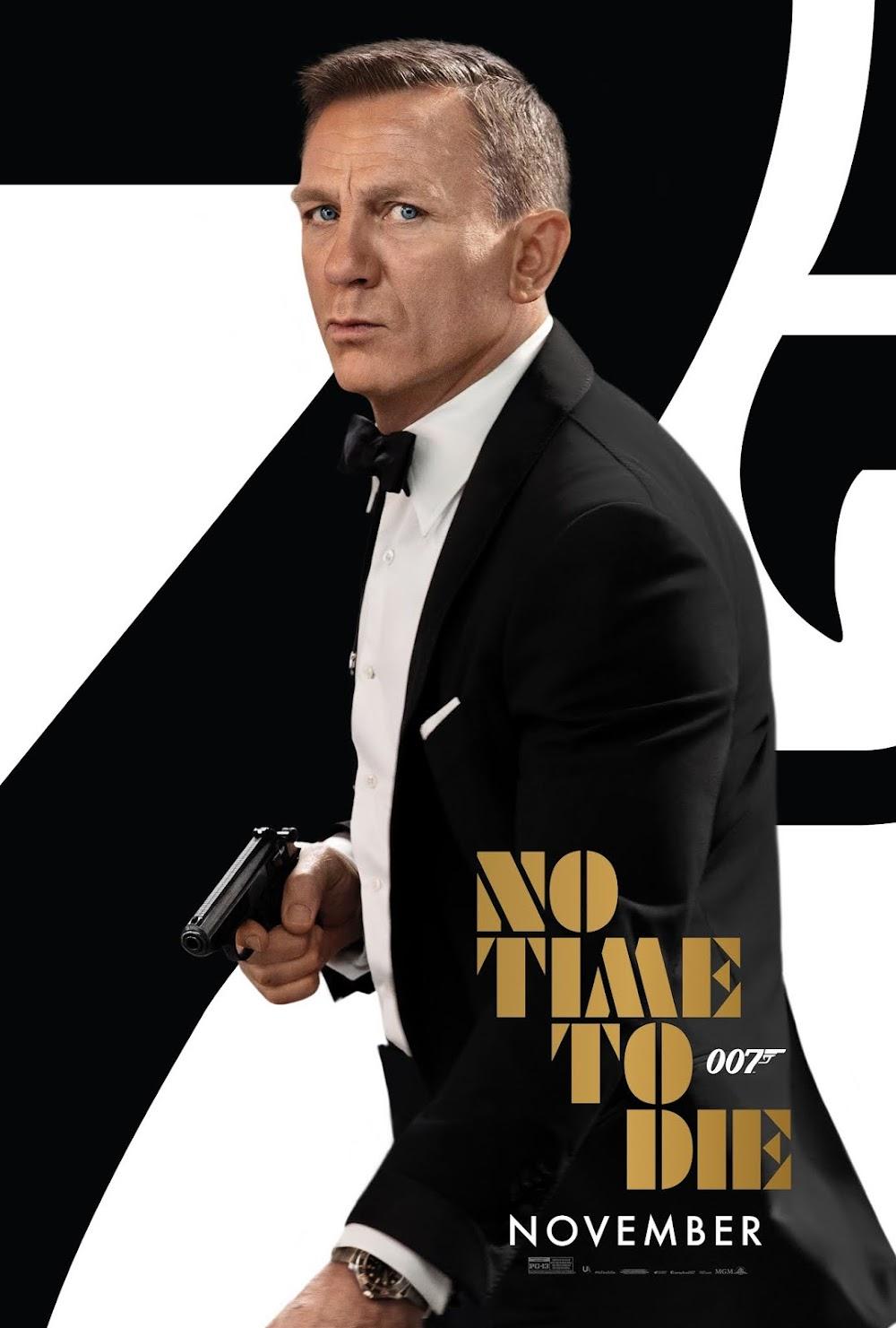 NO TIME TO DIE | Trailer 2 von James Bond 007 mit Daniel Craig