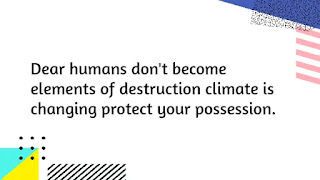 climate change and global warming slogans and quotes