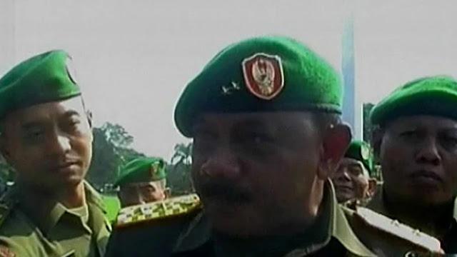 Jenderal Hardiono Rela Korbankan Jabatan Tinggi Demi Bela Anak Buah