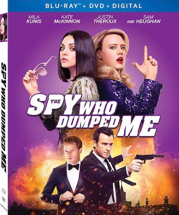 The Spy Who Dumped Me 2018 Hindi Dual Audio BluRay 720p 999Mb