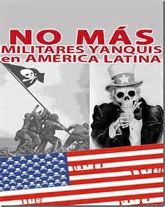 INJERENCIA IMPERIAL: Organizaciones sociales de Perú protestan por llegada de portaaviones de EEUU