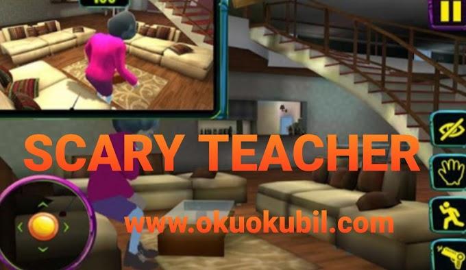 Scary Teacher v4.3.0 Evdeki Katil 3D Hileli Mod Apk İndir
