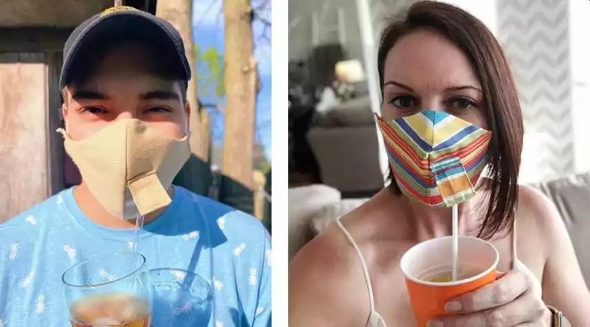 Η Αρχή Διαφάνειας το τερμάτισε :  «Υποχρεωτική η μάσκα ακόμα και την ώρα που πίνουμε καφέ»!