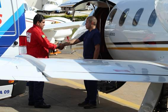 UTI Aérea e Transporte aeromédico – Uma outra parte da Aviação | É MAIS QUE VOAR