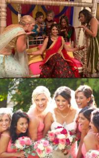 Richa Gangopadhyay Marriage Photos