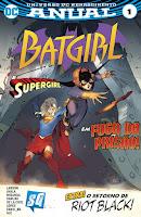 DC Renascimento: Batgirl - Anual #1