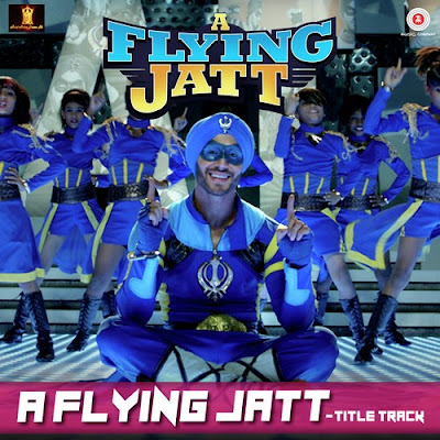 A Flying Jatt (Title Song) (2016)