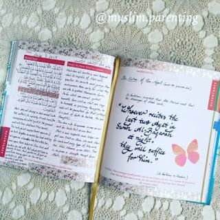 Quran journaling