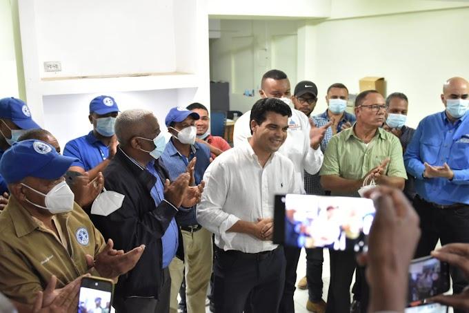 DIRECTOR DEL INAPA ANUNCIA CONSTRUCCIÓN DE ACUEDUCTO EN NAVARRETE CON UNA INVERSIÓN DE RD$1,050 MILLONES