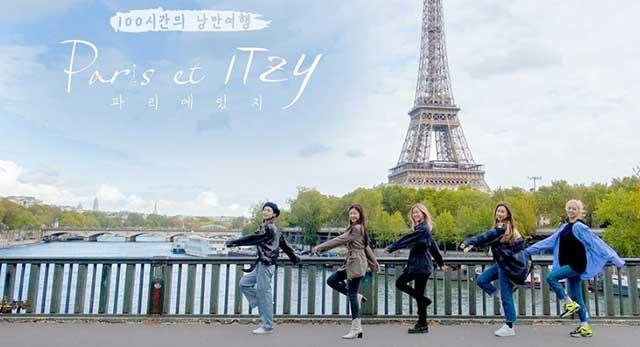 Paris Et ITZY Subtitle Indonesia