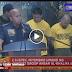 HEADLINE :  Iniharap na ng PNP sa media ang dalawang suspek sa tangkang pagpapasabog malapit sa US Embassy sa Maynila. Must watch !