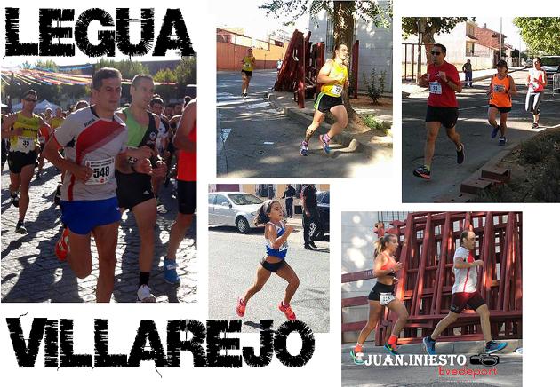 Atletismo Aranjuez Legua Villarejo
