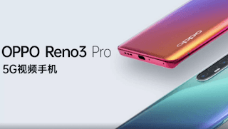 Reno3 Pro 5G Specifications Equipped with 12GB RAM and 48MP Quad-Camera