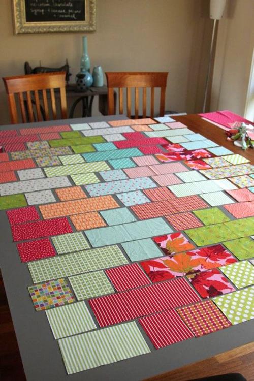 Plus Quilt - Free Pattern