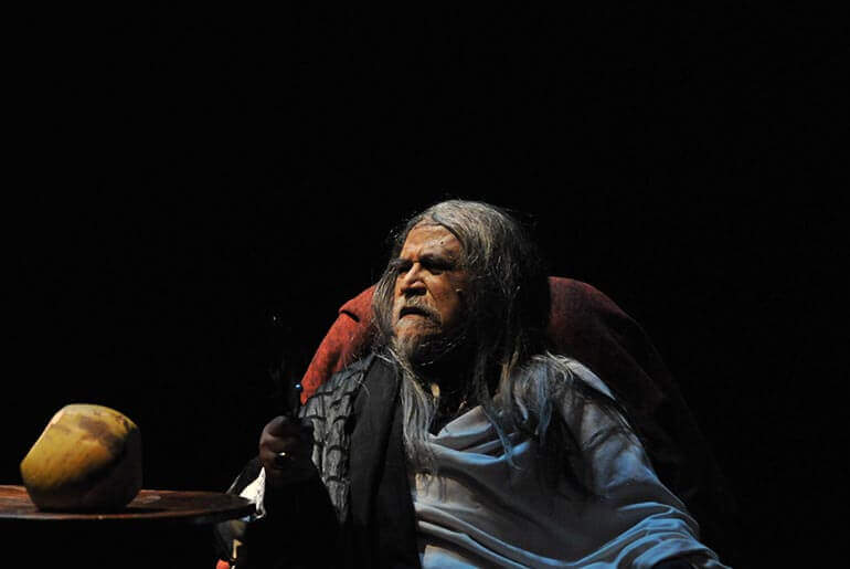 Hal yang Aktor Lakukan Sebelum Membaca Naskah, Menurut Slamet Rahardjo Jarot