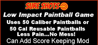 Get More Info on Low Impact Paintball Game