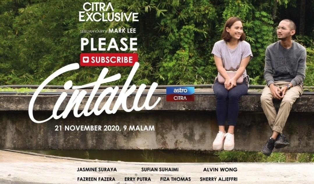 Tonton Telefilem Please Subscribe Cintaku (Astro Citra)