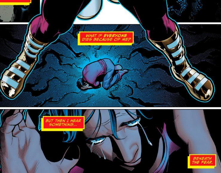 El mayor temor de Shazam es revelado por un equipo inesperado
