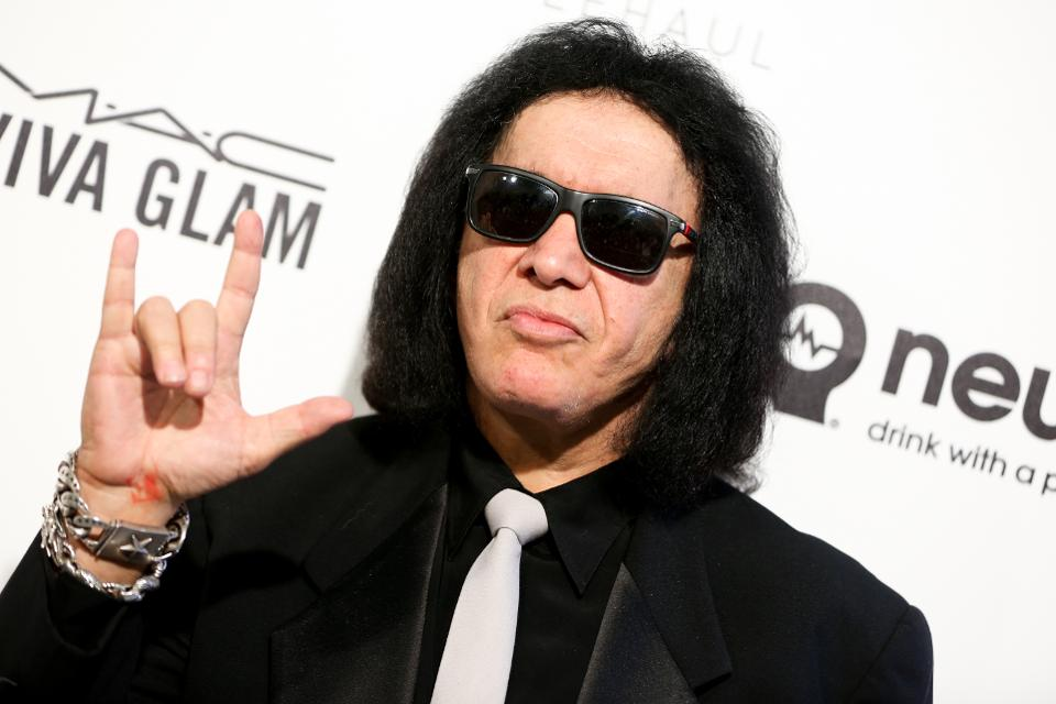 VIDEO: Gene Simmons on KISStory, Trump, Terrorism + Jamming With Ace Frehley