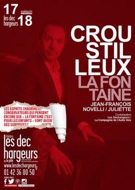 Jean-François Novelli Croustileux La Fontaine
