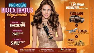 Promoção Bio Extratus 2019