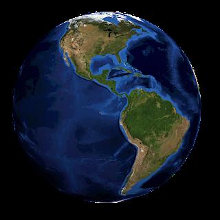 bentuk nyata permukaan bumi dan lapisan penyusunnya