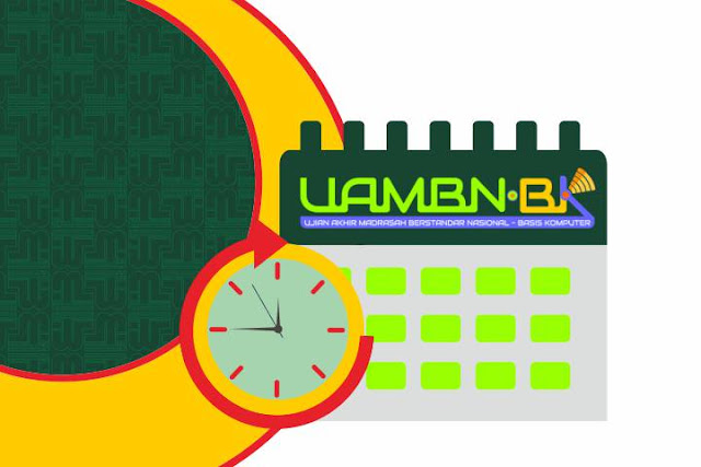 Revisi Jadwal UAMBN MTs dan MA 2019/2020
