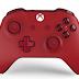 Xbox One:  El nuevo mando de color rojo