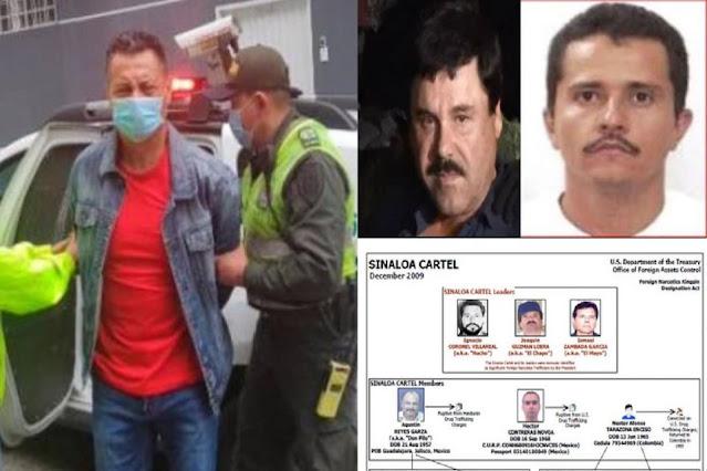 Traiciono a El Chapo Guzman , para irse con El Mencho