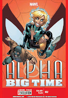 Alpha: Big Time #2 Cover